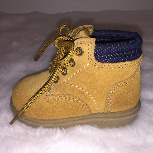Rugged Outback Infant Leather Hiking